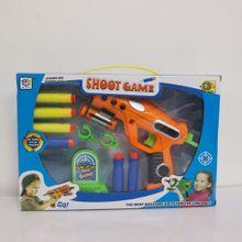 Pistola con dos tipo de dardos