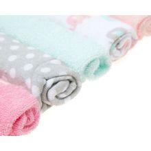 Set x12 toallas Bebe