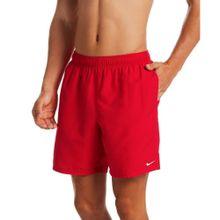 Short Essential lap 7 Nike rojo
