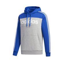 Buzo con capucha Essential azul Adidas