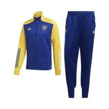 Conjunto Deportivo Azul Boca Juniors Adidas