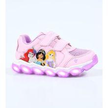 Zapatilla Princesa Footy rosa