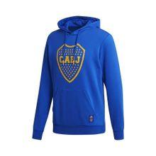Buzo con capucha estampada Boca Juniors ADN Adidas