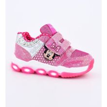 zapatilla infantil Minnie rosa
