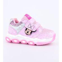 zapatilla infantil Minnie Mouse rosa