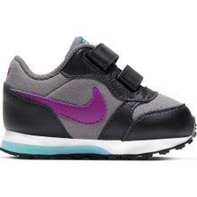 Zapatilla Md Runner 2 Tdv Gris Nike