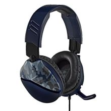 Auriculares Gamer Turtle Beach Recon 70 Blue Camo PS4 PS5