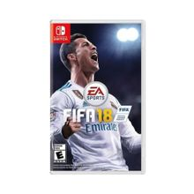 Videojuego Fifa 18 Nintendo Switch