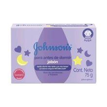 Jabón antes de dormir Johnson baby 80 gr.