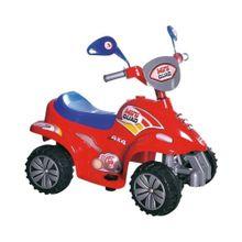 Cuatri Biemme Mini quad Rojo6V