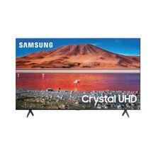 "Smart Led TV 4K 55"" Samsung UN55TU7000GCZB"