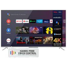 """Smart Led TV 4K 55"""" TCL L55P715"""