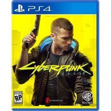 Videojuego Cyberpunk 2077 PS4