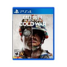 Videojuego Call Of Duty Black Ops Cold War PS4