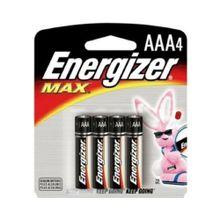 Pilas Alcalinas AAA Energizer E92 Bp4Aaa