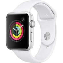 Iwatch Apple Serie 3 42mm Plateado MTF22LLA Smartwatch Reloj