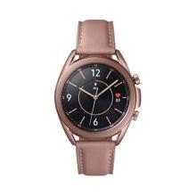 Smartwatch Samsung Galaxy Watch3 Bluetooth 41mm Mystic Bronze SM R850ZKDAARO reloj