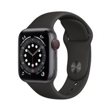 Iwatch Apple Serie 6 40MM Space Gray Smartwatch Reloj MG133LLA