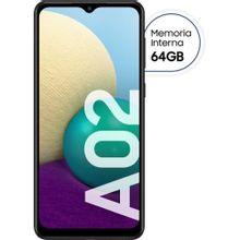 Celular Samsung A02 64GB Negro SM A022
