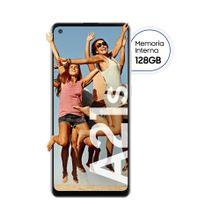 Celular Samsung A21s 128gb Blanco SM A217