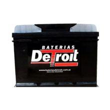 Bateria De Auto Detroit Dt 75 Free