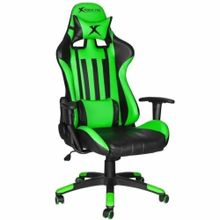 Silla Gamer Xtrike Me GC 0905GN Verde y Negro