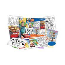Libro de Actividades Colorear y Borrar Pixar