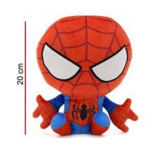 Spiderman Sentado Marvel