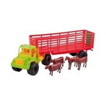 Camion Hacienda Con Animales