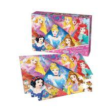2 Puzzle Princesas de 24 y 36 Pzas