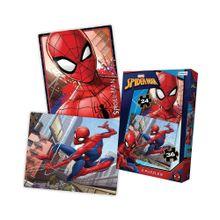 2 Puzzle Spiderman de 24 y 36 Pzas