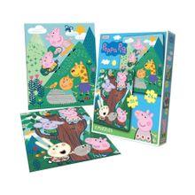 2 Puzzle Peppa Pig  de 24 Y 36 Pzas