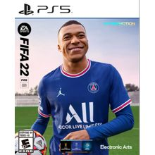 Videojuego Fifa 22 PS5