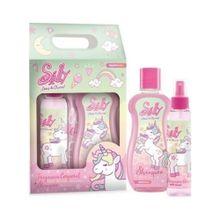 Set Sally Body Splash X 125 Ml + Shampoo X 200 Ml